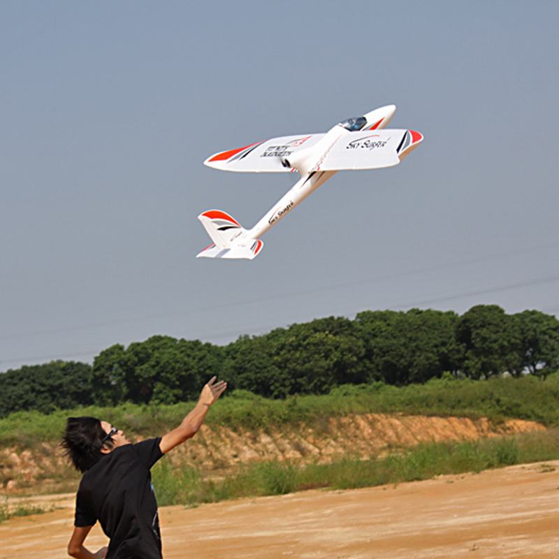 Learning to Fly a Radio Controlled RC Airplane ... - YouTube