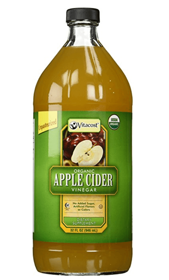 top rated apple cider vinegar