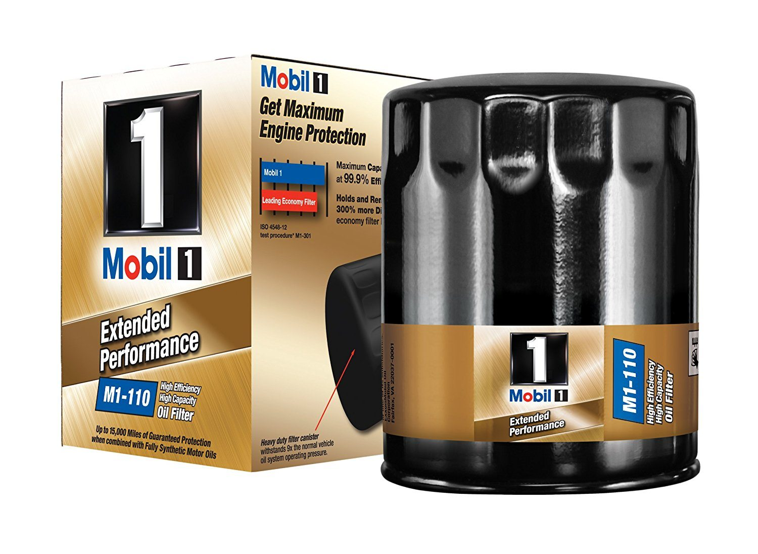 remove micro sized particles with this Mobil1