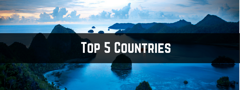 Top 5 Countries
