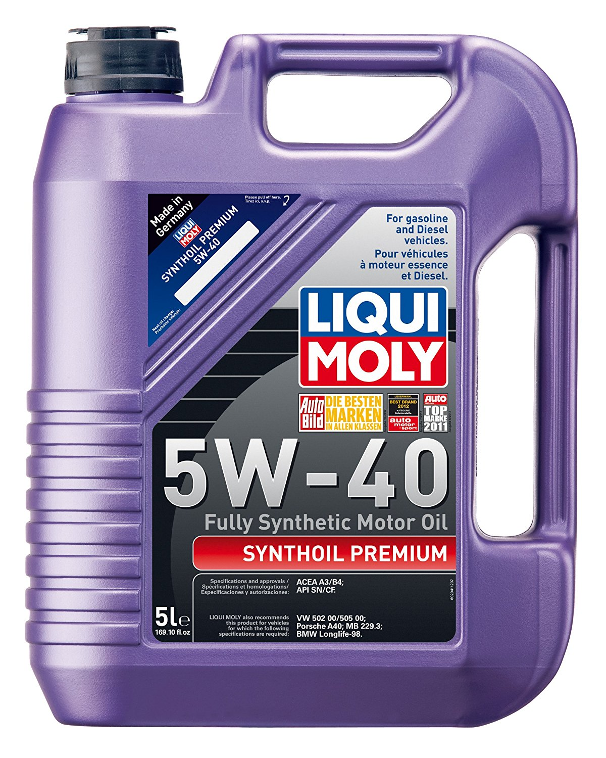 synthetic oil review