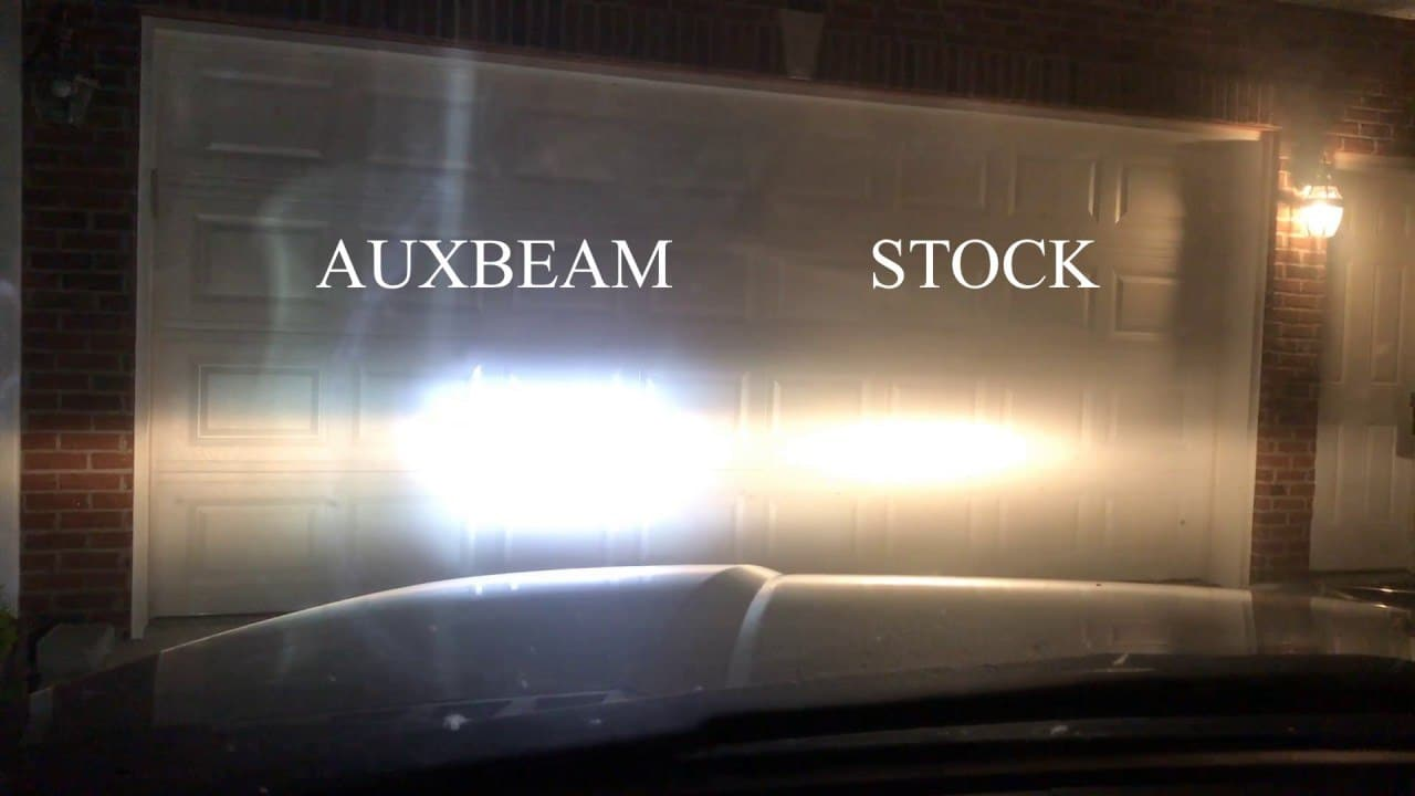 features of auxbeam