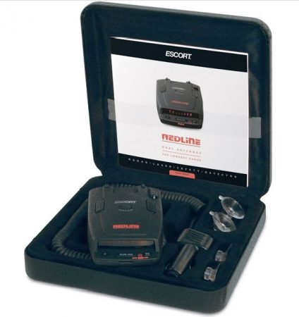 Escort RedLine Radar Detector Package