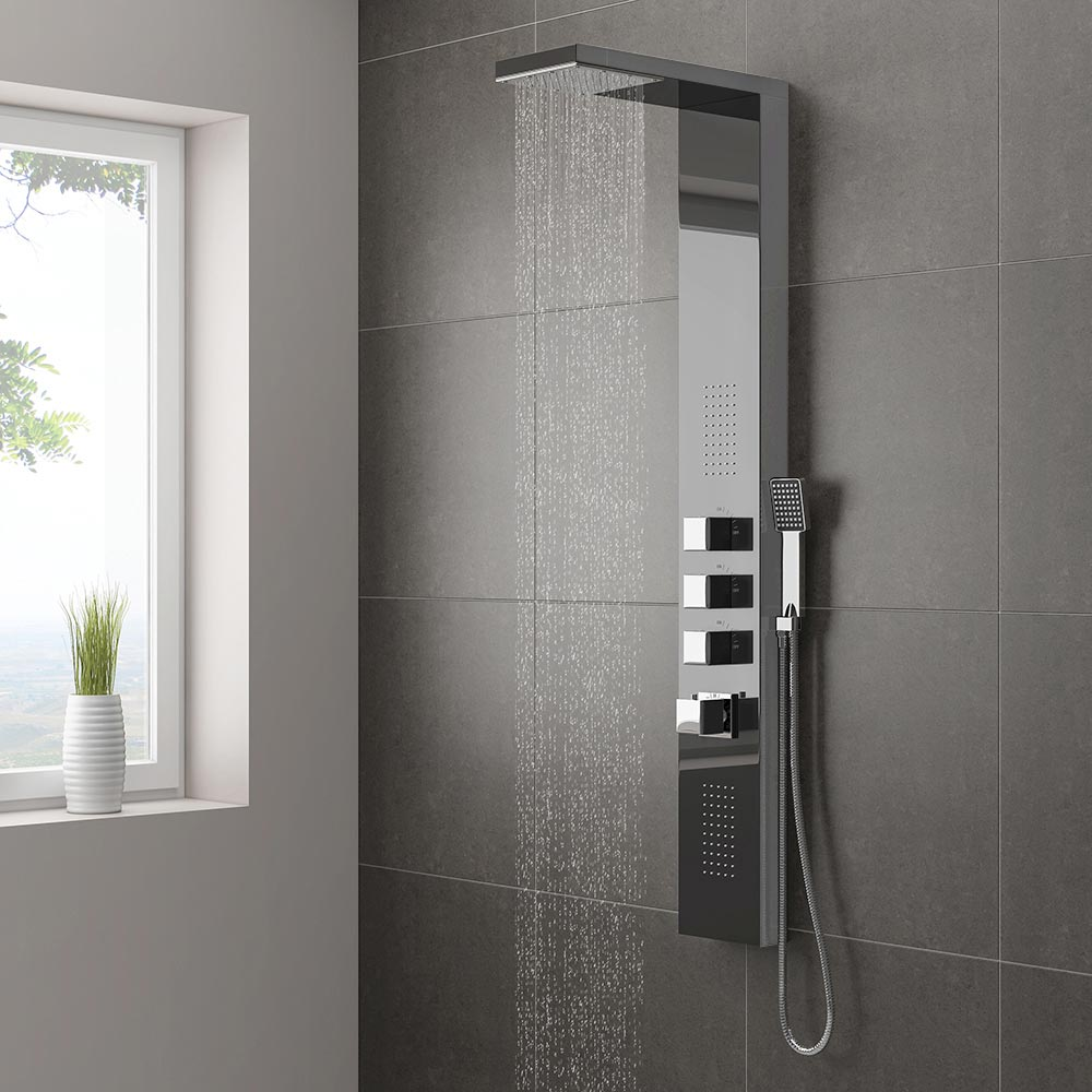 Attrayant Best Shower Panels Reviewed   Top 5 Luxury Tower Systems For 2018