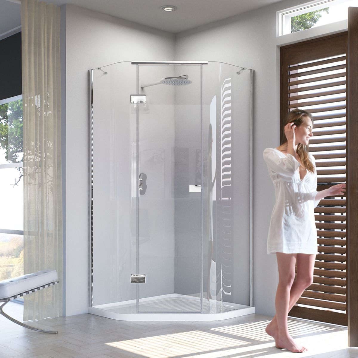 The 5 Best Shower Enclosure Kits And Stalls For Bathrooms