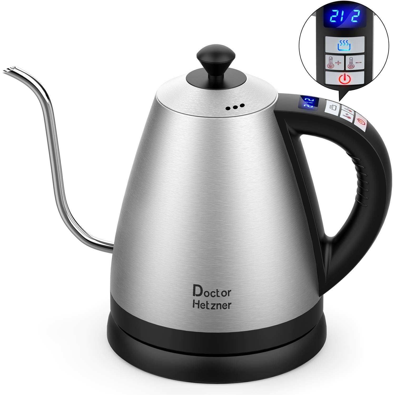 Electric Kettle by Doctor Hetzner