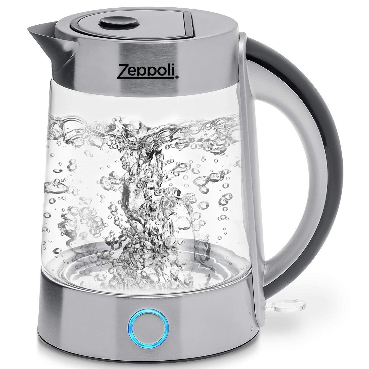 Zeppoli Electric Kettle (BPA Free)