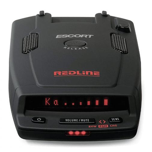 redline detector
