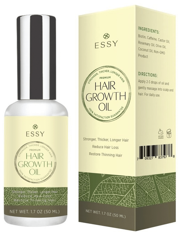 Essy Hair Growth Oil
