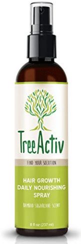 TreeActiv Hair Growth Daily Nourishing Spray