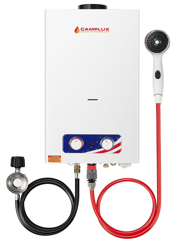 Pro BD264 2.64GPM Propane Tankless Gas Water Heater