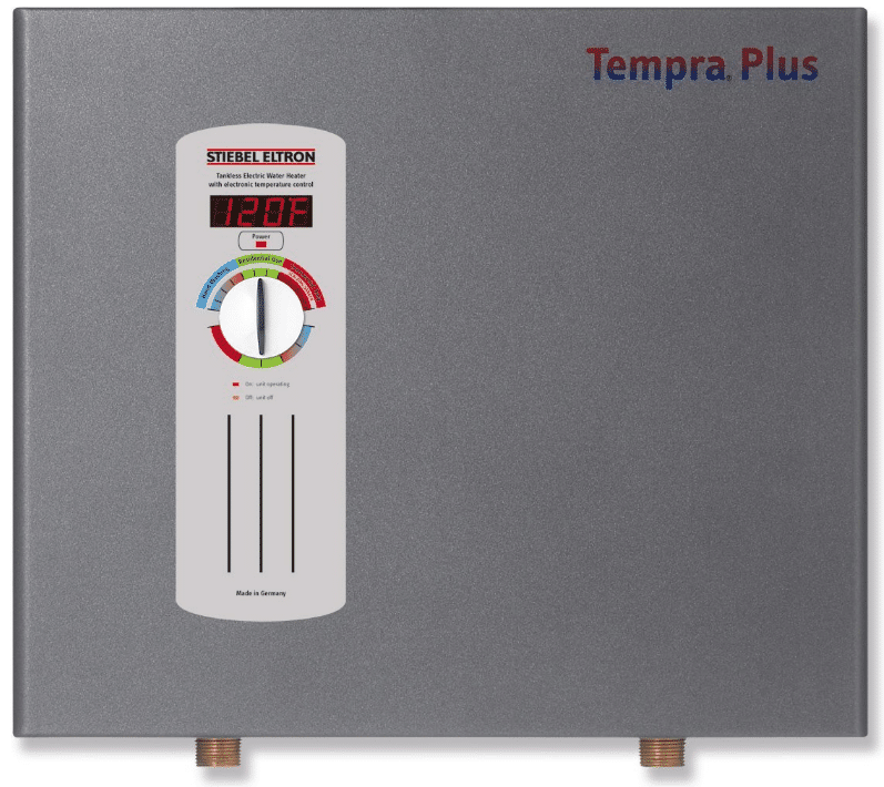 12 kW Tempra 12 Plus Whole House Tankless Electric Water Heater