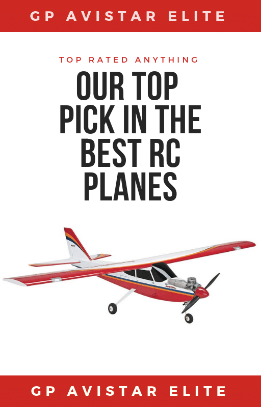 The 5 Best Rc Planes Awesome Rtf Airplanes