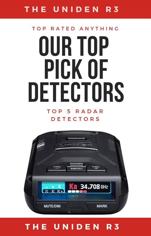 The Best Radar Detector