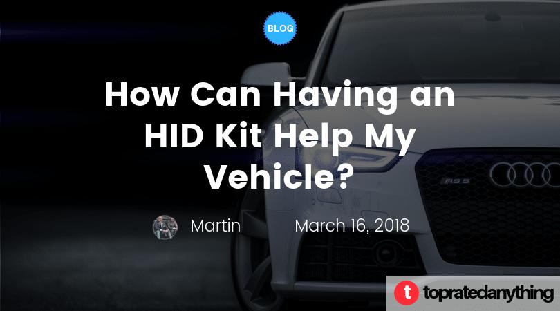 Do HID kits help?