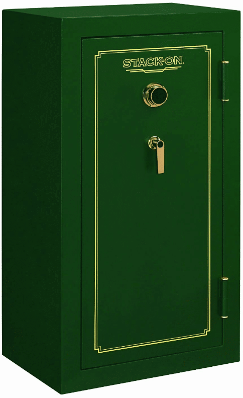 Stack-On Fire Resistant 24-Gun Safe with Combination Lock