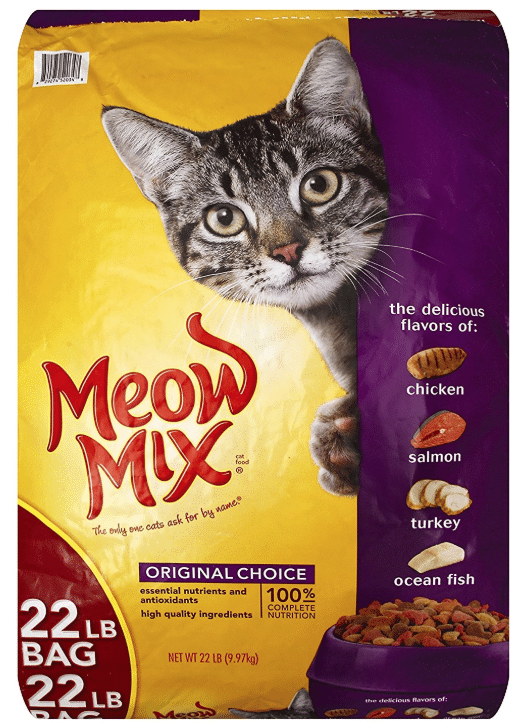 Meow Mix Original Choice