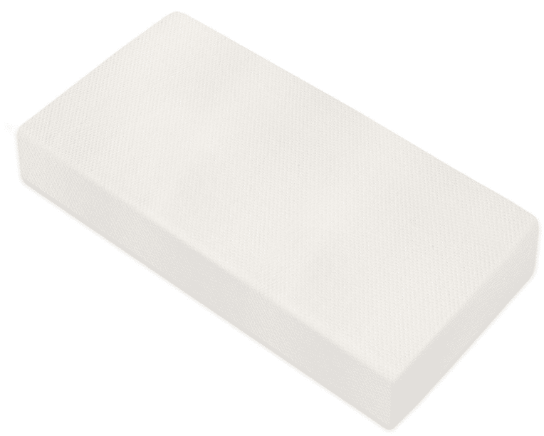 Milliard Memory Foam Crib Mattress