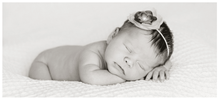 featured image for baby sleep in crib