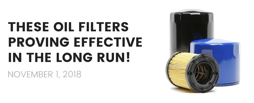 the best oil filters 2019