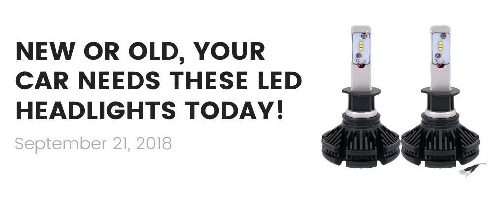 the best LED headlights for 2019
