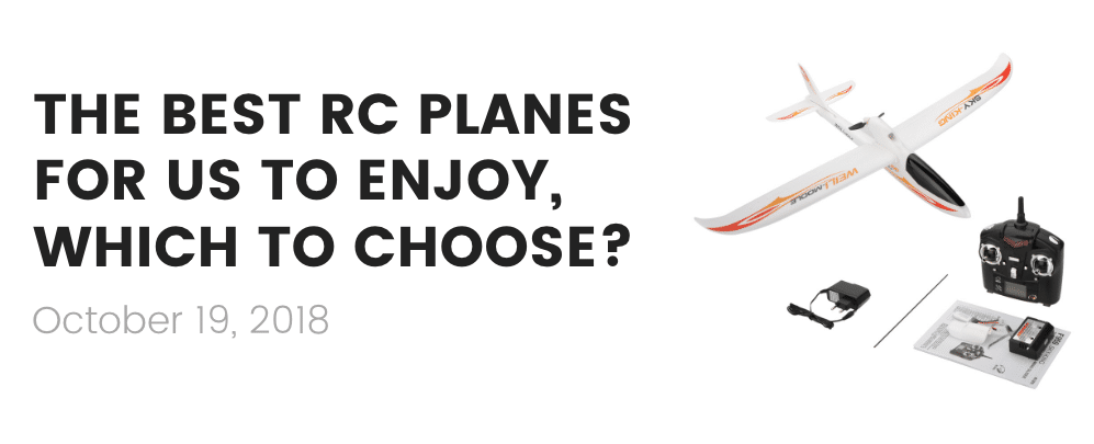 best RC Planes for 2019