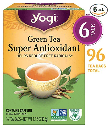 Yogi Tea - Green Tea Super Antioxidant
