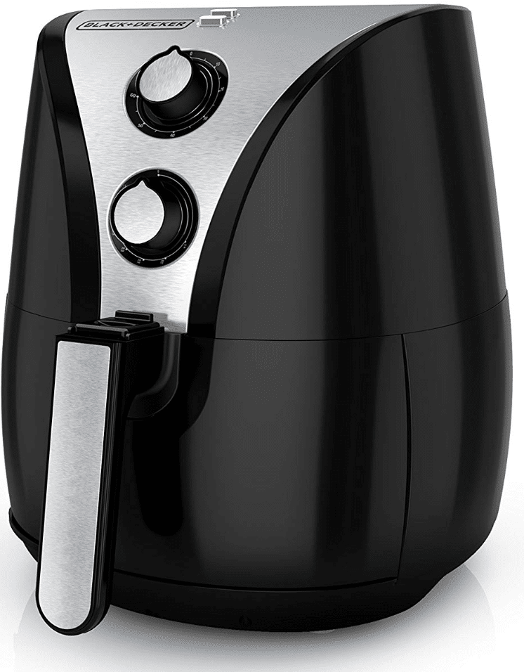 BLACK+DECKER Purify 2-Liter Air Fryer