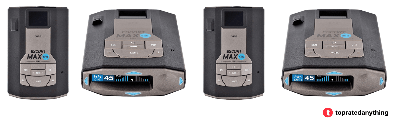 The Escort Review >> Escort Max 360c Radar Detector Review 2019 Topratedanything