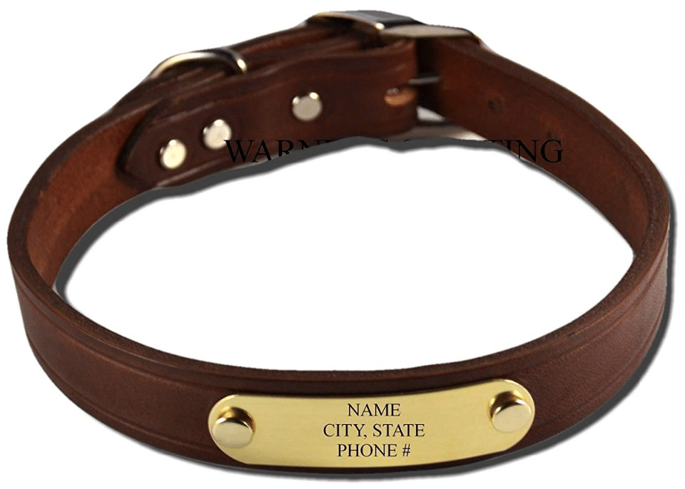 Warner Manufacturing Collar