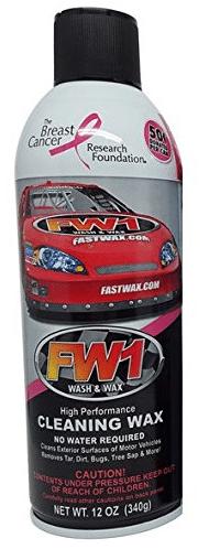 FW1 Waterless Wash