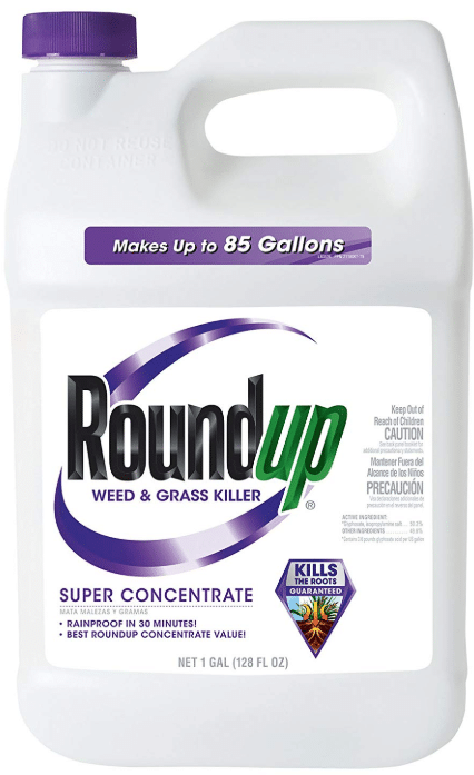 Roundup Weed