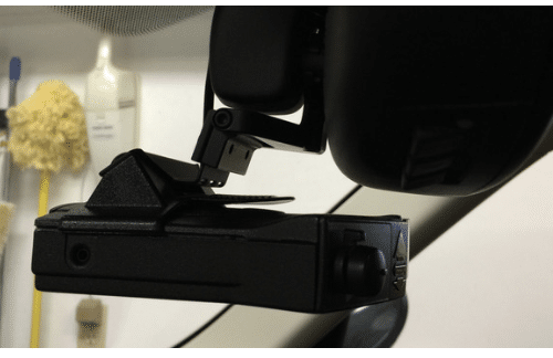 How to hardwire a radar detector header