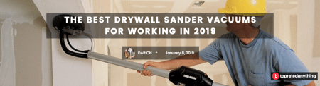 drywall sander guide header