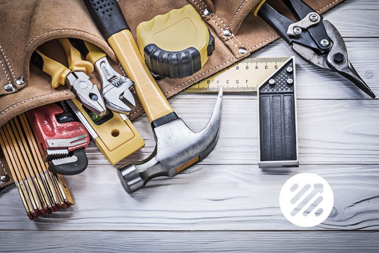 Back-to-Basics: A List of the Most Basic Tools for Every Home